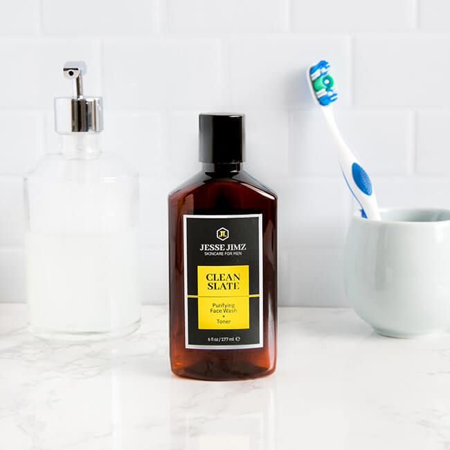Clean Slate Purifying Face Wash and Toner